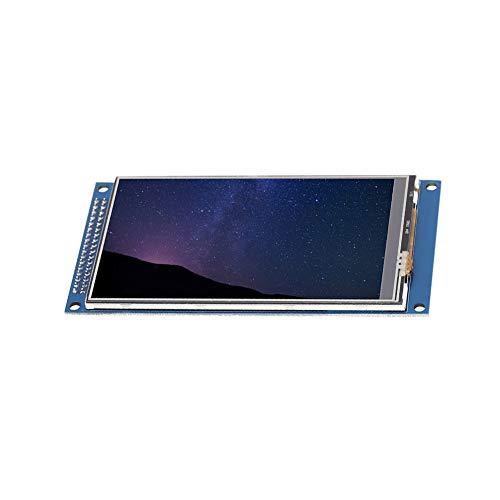 Demeras 4,0 Zoll LCD 800x480 HD-Farbbildschirmmodul, TFT-LCD-Bildschirmmodul IPS Alle Perspektive Geeignet für MEGA 2560(Without Touch)