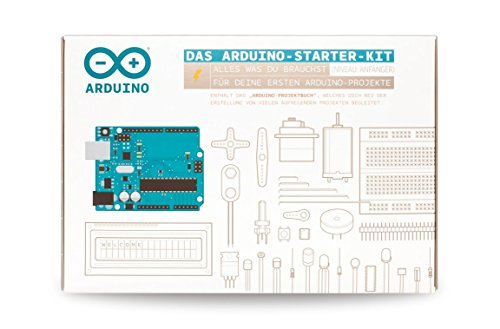 Arduino Starter Kit für Anfänger K040007 [Projektbuch auf Deutsch]