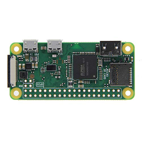 RLJJCS1163 RPI Nichts W 1GHz Single-Core CPU 512MB RAM-Unterstützung Bluetooth und Radio LAN