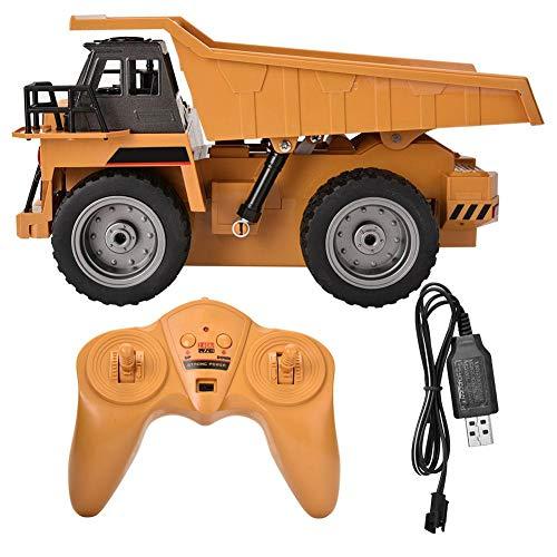 AYNEFY- RC Fernbedienung für Kinder, 2,4 G, 6 Kanäle, Konstruktionsspielzeug für Kinder