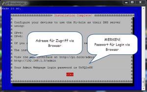 PI Login via Browser